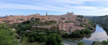 Stadt von Toledo Spain lizenzfreie stockfotos