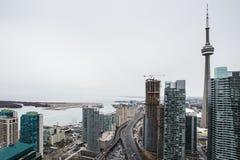 Stadt von Toronto Stockfotos