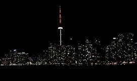 Stadt von Toronto Lizenzfreies Stockfoto