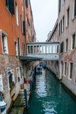 Stadt von Venedig Italien stockfoto