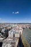 Stadt von Wien in Österreich Lizenzfreie Stockfotografie