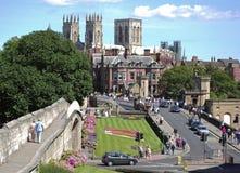 Stadt von York Stockfoto