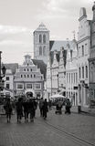 Stadt Wismar Lizenzfreie Stockfotos