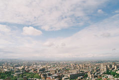 Stadt Yerevan. Stockbilder