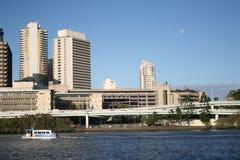 Stadtansicht von Brisbane Lizenzfreie Stockbilder