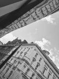 Stadtbesuch lizenzfreie stockfotografie