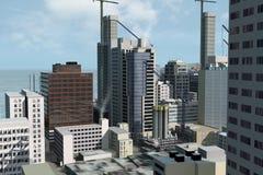 Stadtbild Stockfotos