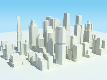 Stadtbild 3 Lizenzfreie Stockfotografie