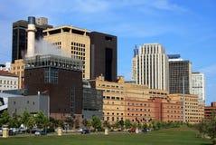 Stadtbild Str.-Paul Minnesota stockbilder