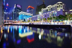 Stadtbild in Taipei Lizenzfreies Stockbild