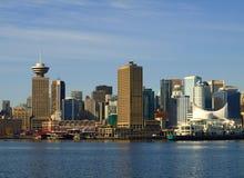 Stadtbild Vancouver-Kanada Stockfotos