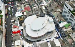 Stadtbild von Bangkok Thailand Lizenzfreie Stockfotografie