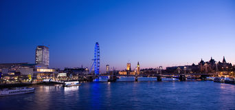 Stadtbild von London stockfotografie