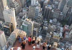 Stadtbild von New York, USA Stockfotografie