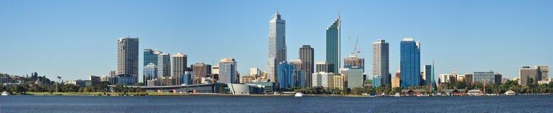 Stadtbild von PERTH Lizenzfreie Stockfotos