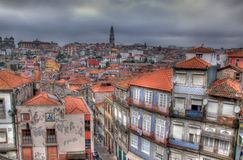Stadtbild von Porto Stockbilder