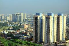 Stadtbild von Sao Paolo, Brasilien Stockfoto