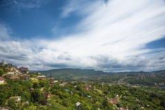 Stadtbild von Sochi Stockfotografie