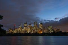 Stadtbild von Sydney Lizenzfreie Stockfotos