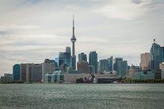 Stadtbild von Toronto in Kanada Lizenzfreies Stockfoto