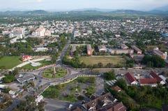Stadtbild von yala Stadt, Thailand Stockfoto