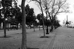 Stadtbilder von Carmona Lizenzfreie Stockfotos