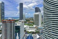 Stadtbildparadies lizenzfreie stockfotografie