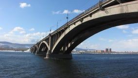 Stadtbrücke. stock video