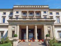 Stadtbuecherei (библиотека города), Штутгарт Стоковая Фотография RF