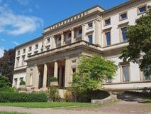 Stadtbuecherei (библиотека города), Штутгарт Стоковые Фото