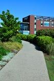 Stadtgärten Stockfotos