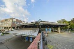 Stadtgarten MRT stacja fotografia royalty free