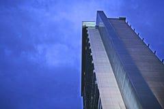Stadtgebäude stockfoto