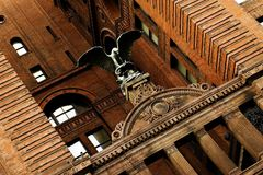 Stadtgebäude Lizenzfreies Stockbild
