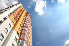 Stadtgebäude stockfotos