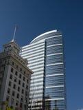 Stadtgebäude Lizenzfreie Stockbilder