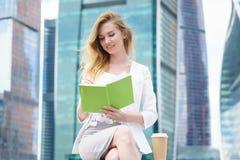 Stadtgeschäftsfraufunktion Lizenzfreies Stockfoto