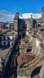 Stadtkathedrale stockbild