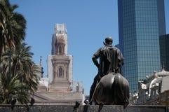 Stadtkathedrale, Santiago de Chile Lizenzfreie Stockfotografie