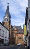 Stadtkirche Friedberg Stock Photography