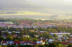 Stadtlandschaft Lizenzfreies Stockfoto