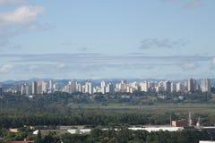 Stadtlandschaft 4 - Sao Jose Dos Campos Stockfotografie