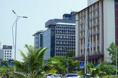 Stadtlandschaft von Panaji Lizenzfreie Stockbilder