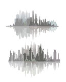 Stadtlinien Lizenzfreie Stockfotos