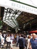 Stadtmarkt, London Lizenzfreies Stockbild