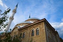 Stadtmoschee nannte Beayzit Cami stockbild