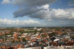 Stadtpanorama lizenzfreie stockbilder