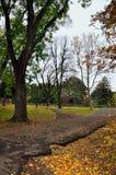 Stadtpark Lizenzfreie Stockbilder