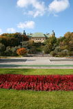Stadtpark Stockfotografie
