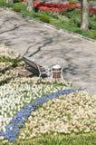 Stadtpark in Istanbul Stockfotos